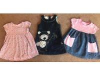 Beautiful Girls 100% Next dresses/Tunics Age 2-3years