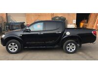 Mitsubishi, L200, Pick Up, 2012, Manual, 2477 (cc)