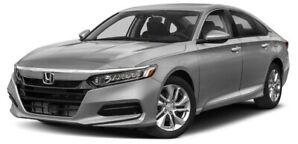 2019 Honda Accord LX 1.5T Sedan LX CVT