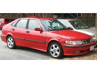 Wanted Saab 93 hatchback or convertible 1998 -2003 (1st generation 93) cash waiting
