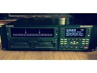 ALESIS HD24 harddisk recorder