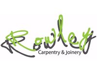 Fully Qualified & Experienced Carpenters Required