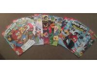 LOTS of Childrens magazines - 25p each, please see description for bundle prices