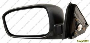 Door Mirror Power Driver Side Coupe Heated Honda Accord 2003-2007