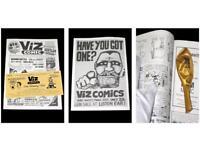 Viz issue 12b Bumper Monster Bootleg Special 30yr Anniversary edition