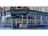 Chef de partie - The New Cross House - Pizza experience beneficial, but not essential. - £8.00ph