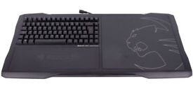 Roccat Sova Mechanical Gaming Lapboard - Boxed, Excellent Condition