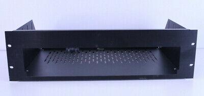 3U Middle Atlantic Vented Steel Rack Shelf For Scientific Atlanta Cable Box/ DVD