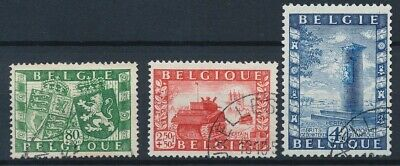 [732] Belgium 1950 good Set very fine Used Stamps