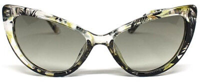 Collectif EVEH 50s Floral CATSEYE Vintage Sunglasses SONNENBRILLE Rockabilly