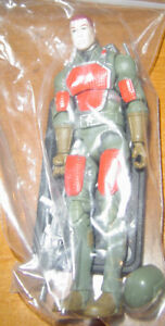 Gi Joe Type  Action Figure Combat ~  Code Name SGt Flash  7991