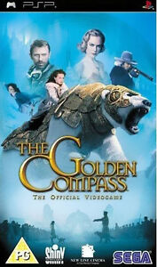 The Golden Compass (Sony PSP, 2007) Ideal Gift