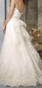 wedding gowns, prom, grad, bridesmaids also offer hair & makeup Edmonton Edmonton Area image 3