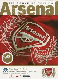 2011-12-ARSENAL-v-EVERTON-SPECIAL-125-YEAR-EDITION