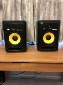 Rokit KRK 8 G3 Monitors / Speakers (Pair)
