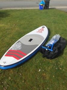 Starboard Widepoint isup Standup Paddle Board