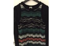 M Missoni crochet-knit dress - worn once and in perfect condition!