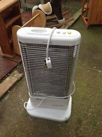 electric heater good condition only £8.00