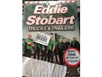 EDDIE STOBART DVD NEW & SEALED