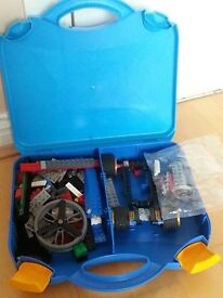 Lego Carry Along Box and Lego