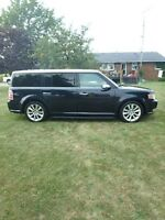 2010 Ford Flex Limited Sedan at Live AUCTION!