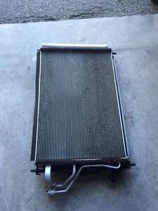 hyundai elantra 2011 radiator and condenser