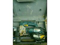 110v Bosch jigsaw