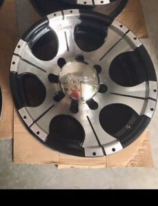4 Mags/Rims