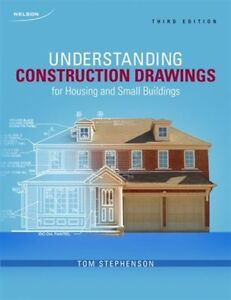 Understanding Construction Drawings 9.5/10 Condition