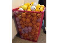 278 golf balls 99£