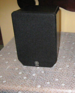 Yamaha 80 Watt Satellite Surround Sound Speakers. MINT!