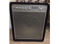 "CARLSBRO BASS AMP 300w BASS BEASTY 15"" SPEAKER"