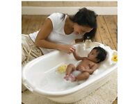 Mamas & Papas Acqua Two Stage Baby Bath