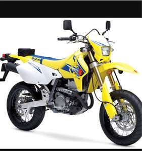 Wanted Drz400s or SM