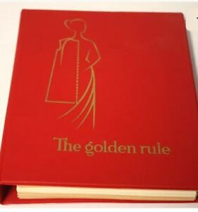 1960 Collector  'The Golden Rule Pattern Manual' Kawartha Lakes Peterborough Area image 1