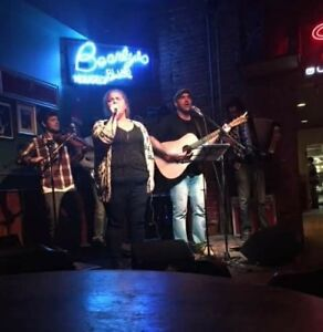 Local Irish/Bluegrass band available for gigs