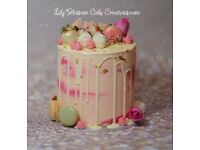 Birthday Cakes / Drip Cakes / Special Occasion Cakes / Cupcakes / Novelty Cakes