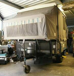 Compact Off-Road Camper Trailer Semaphore Port Adelaide Area Preview