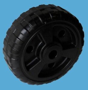 """24"""" Roto Molded Plastic Wheels $55. each or 2 for $100.-CASH NO"""