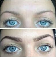 Microblading 3D Eyebrows - 4 Models Needed!