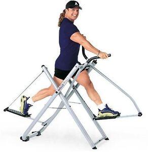 gazelle elliptical exercise machine