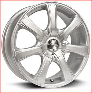 Roues (Mags) S7 Argent 16'' 5-110   Jeep Renegade