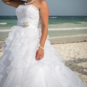 Robe de mariée 8 - 10 ans