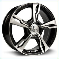 Roues (Mags) RTX Fight 17 pouces 5-100/114.3