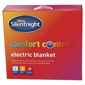 double heated blanket