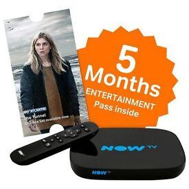 Nowtv Now Tv Smart Box 5 Month Entertainment