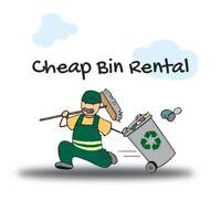 Cheapest bin-dumpster rentals & junk removal!!