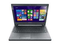 Lenovo G50 laptop , 4GB ram , 500GB hard drive