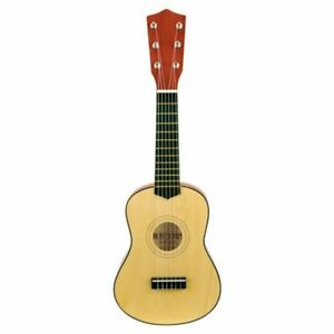 Bontempi 55cm wood guitar