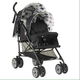 My child sienna duo tandem buggy